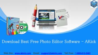 Top Image Editing Software Free Download for All Devices - AKick