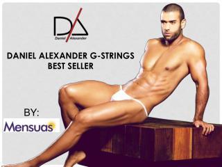 Daniel Alexander G-string Best Seller