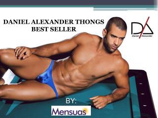 Daniel Alexander Thongs Best Seller