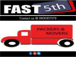 Packers and Movers India-fast5th.in