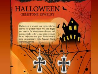 Halloween Gemstone Jewelry