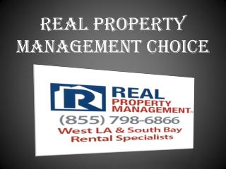 Property Management Companies In Hawthorne Ca