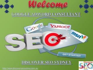 Google Adword Consultant | Discover SEO Sydney