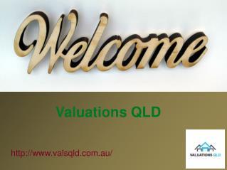 Find Unit Entitlement Valuation Service In Brisbane