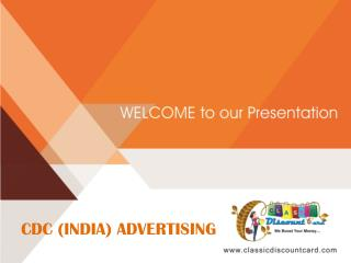 CDC INDIA Advertising Company Overview
