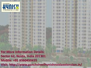 Limited Possession offer in Panchsheel Hynish Call us 91 9560450435