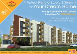 Apartments on Begur Raod, Bangalore