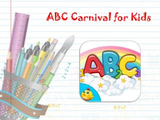 ABC Carnival for Kids