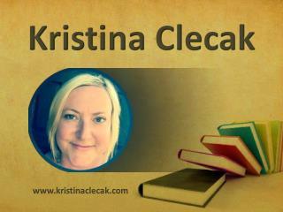 Principal Kristina Clecak | About Kristina Clecak