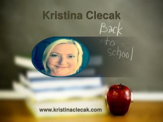 Kristina Clecak Oak Grove | Contact Kristina Clecak Principal
