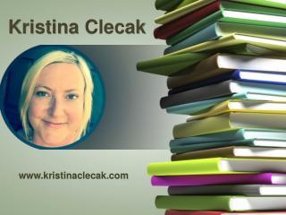 Kristina Clecak Bernal | More about Kristina Clecak