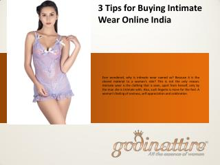Intimate Wear Online India , Buy Babydolls