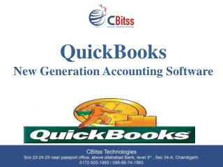 Quickbooks Training In Chandigarh