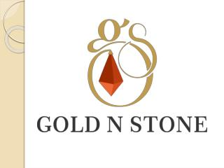 Best Online Jewellery Store - Gold N Stone