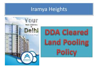 Delhi Smart City|3BHK in L Zone- iramya.com