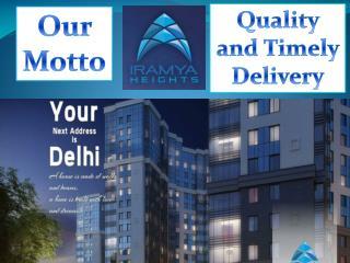 Dwarka L Zone 3BHK in L Zone- iramya.com