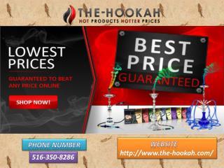 Wholesale Hookah Products | The nHookah