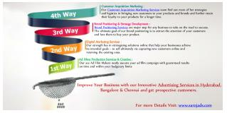 Saroj Ads - Advertising Services in Hyderabad