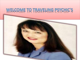 Michigan Psychic Medium, Famous Psychic in Michigan - The Traveling Psychics