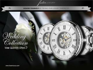 Fasterluxury wedding collection 2015