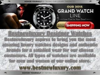Bestnewluxury.com Online Luxury Watches