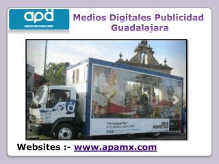Digital Medios Publicidad en Guadalajara