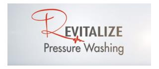 Pressure Washing Service in Houston | Revitalize