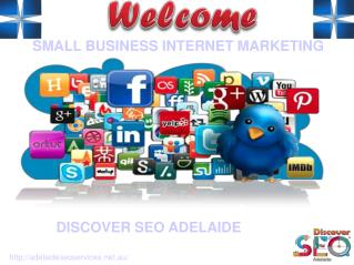 Social Media Markeitng Discover SEO Adelaide
