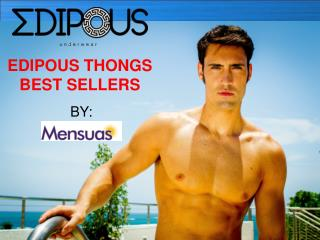 Edipous Thongs Best Sellers
