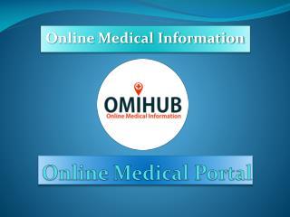 online medical information
