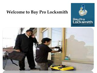 Locksmith in San Lorenzo CA