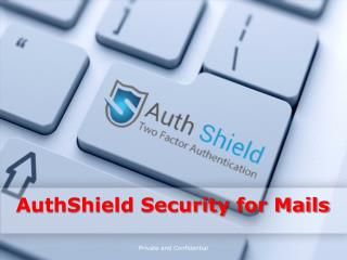 Authshield- Intigration with mail-Microsoft Exchange