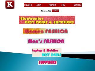 Best Free Classified Ads in Dubai myknocks.com