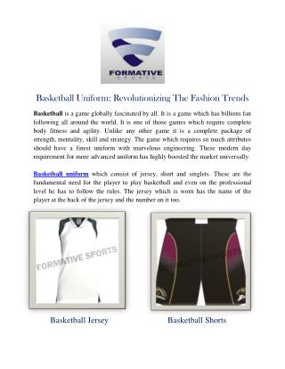 Basketball Uniforms Manufacturers | Custom Team Uniform Suppliers