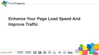 Tips To Improve Your page Load Speed