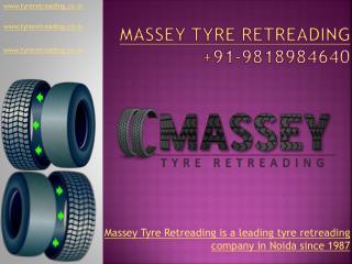 Get second hand tyre dealers in Noida Call MASSEY