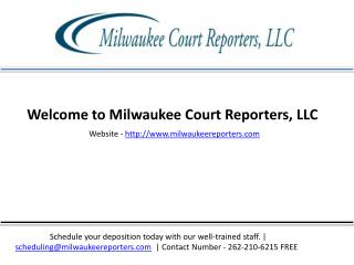 Court reporting firm