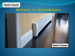 Resin Vent Covers