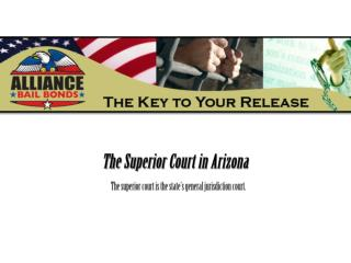The Superior Court in Arizona | Alliance Bail Bonds