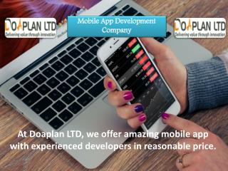 Mobile App Developers London