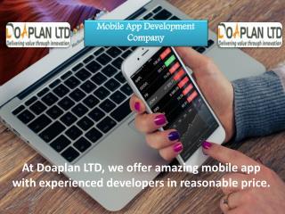 Mobile App Developers London