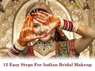 Bridal make up Tips - Unisex Spa Bangalore