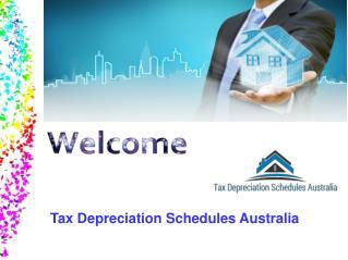 Tax Depreciation Schedules Australia for Property Depreciation Schedule.