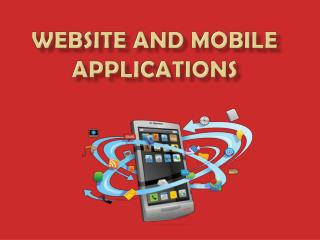 Website and Mobile Applications