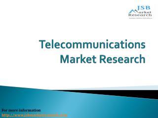 Telecommunications Market Research