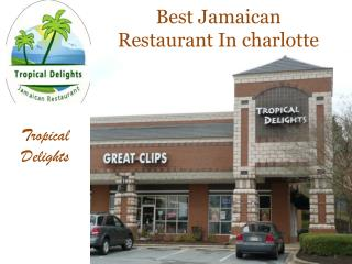 Best Jamaican Restaurant in charlotte