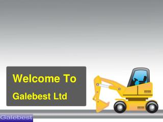 Galebest Ltd Excavation Contractor & Site Clearance In UK