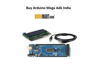 Buy Arduino Mega Adk India