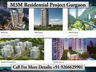M3M Residential Project Gurgaon