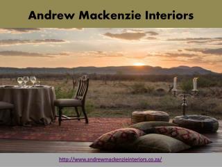 South African Interior Decorators